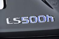 レクサス LS500h