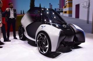トヨタ i-TRILコンセプト