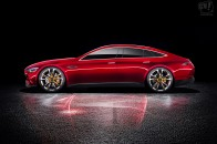 メルセデス・ベンツ メルセデス-AMG GT コンセプト