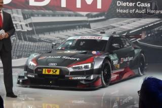 アウディ RS5 DTM