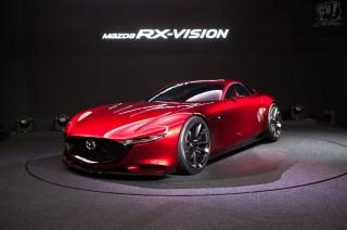 マツダ RX-VISION(発展形)