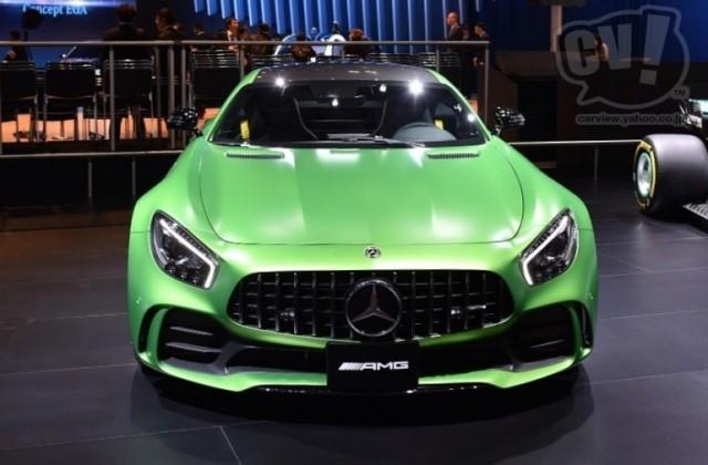 メルセデス・ベンツ AMG GT R 擬似3D