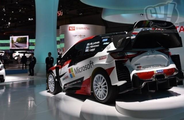 トヨタ YARIS WRC 擬似3D