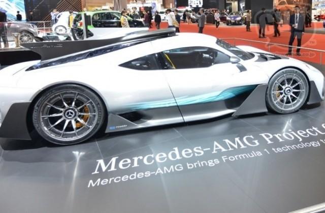 メルセデス・ベンツ AMG Project ONE 擬似3D