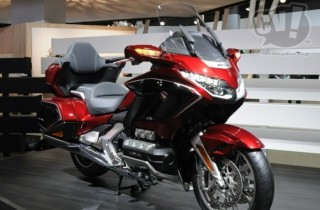 ホンダ Goldwing Tour 擬似3D