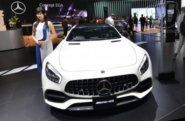 メルセデス・ベンツ AMG GT Coupe 擬似3D
