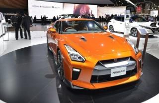 日産 GT-R 擬似3D