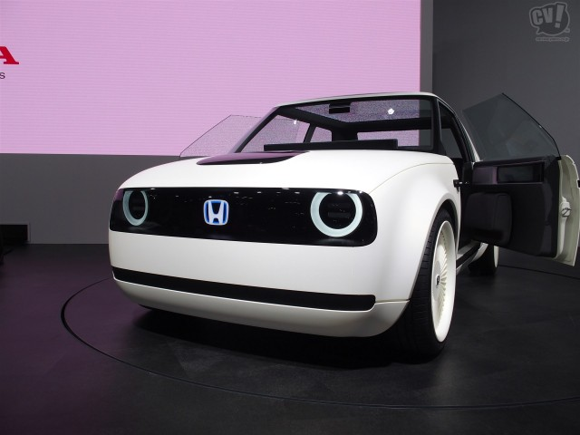 ホンダ/アーバン EV コンセプト