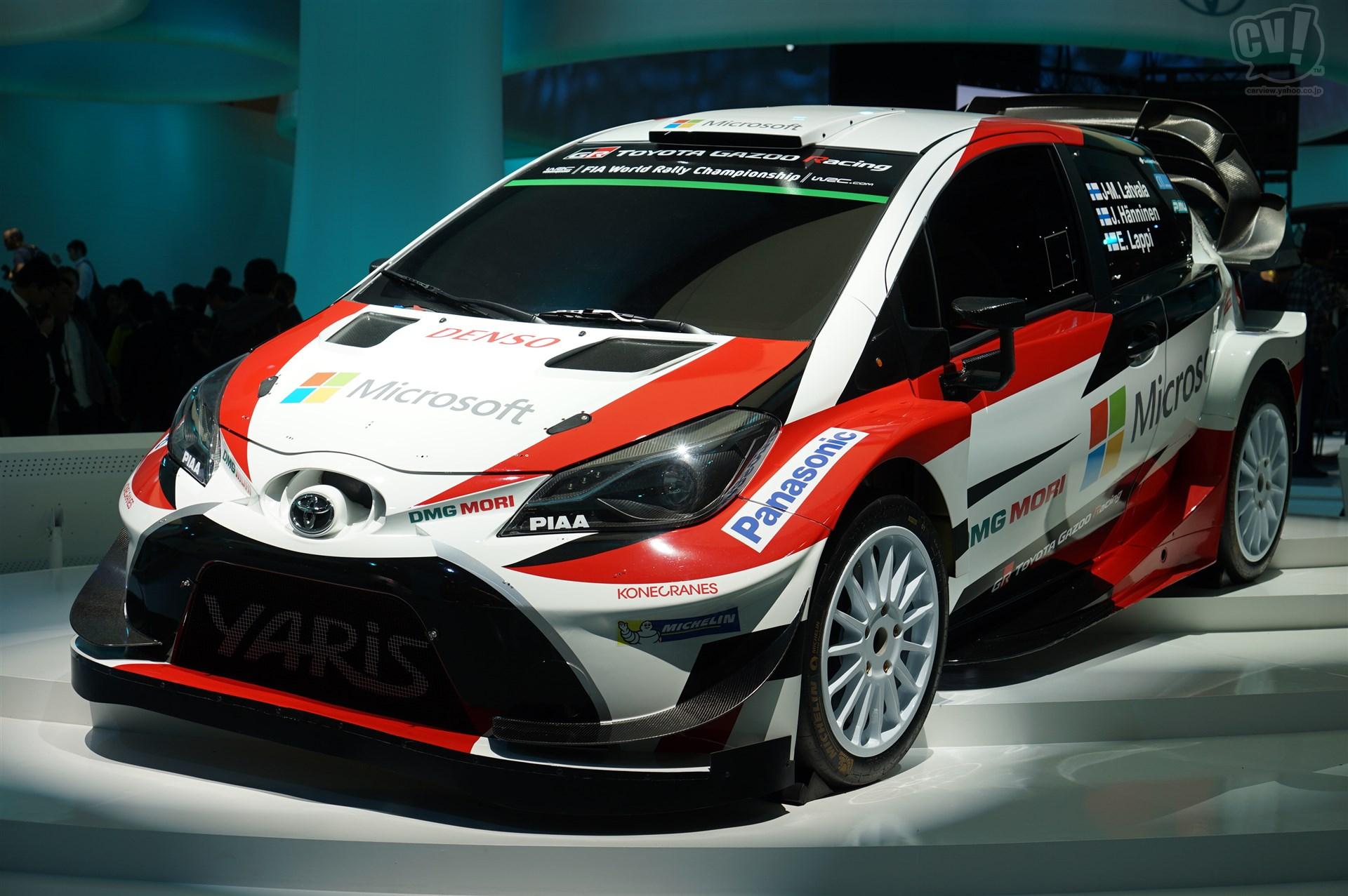 トヨタ YARIS WRC