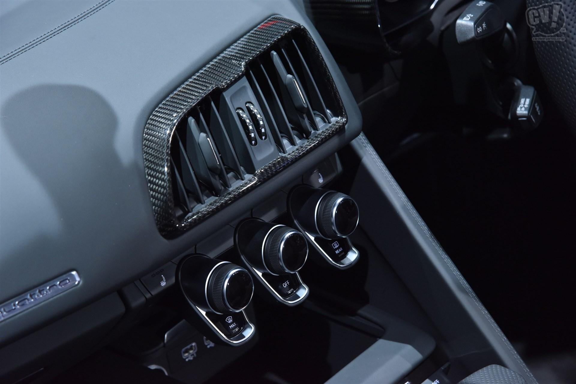 アウディ R8 Spyder