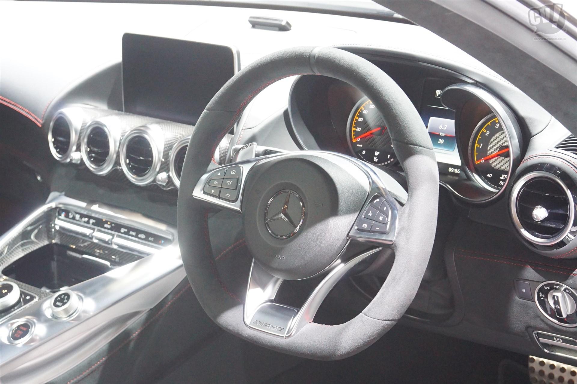 メルセデス・ベンツ AMG GT Coupe