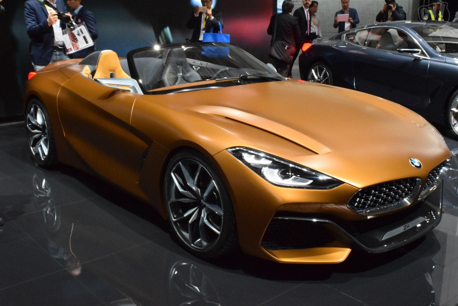 BMW コンセプト Z4
