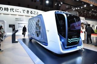 いすゞ デザインコンセプト FD-SI