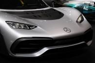 メルセデス・ベンツ AMG Project ONE