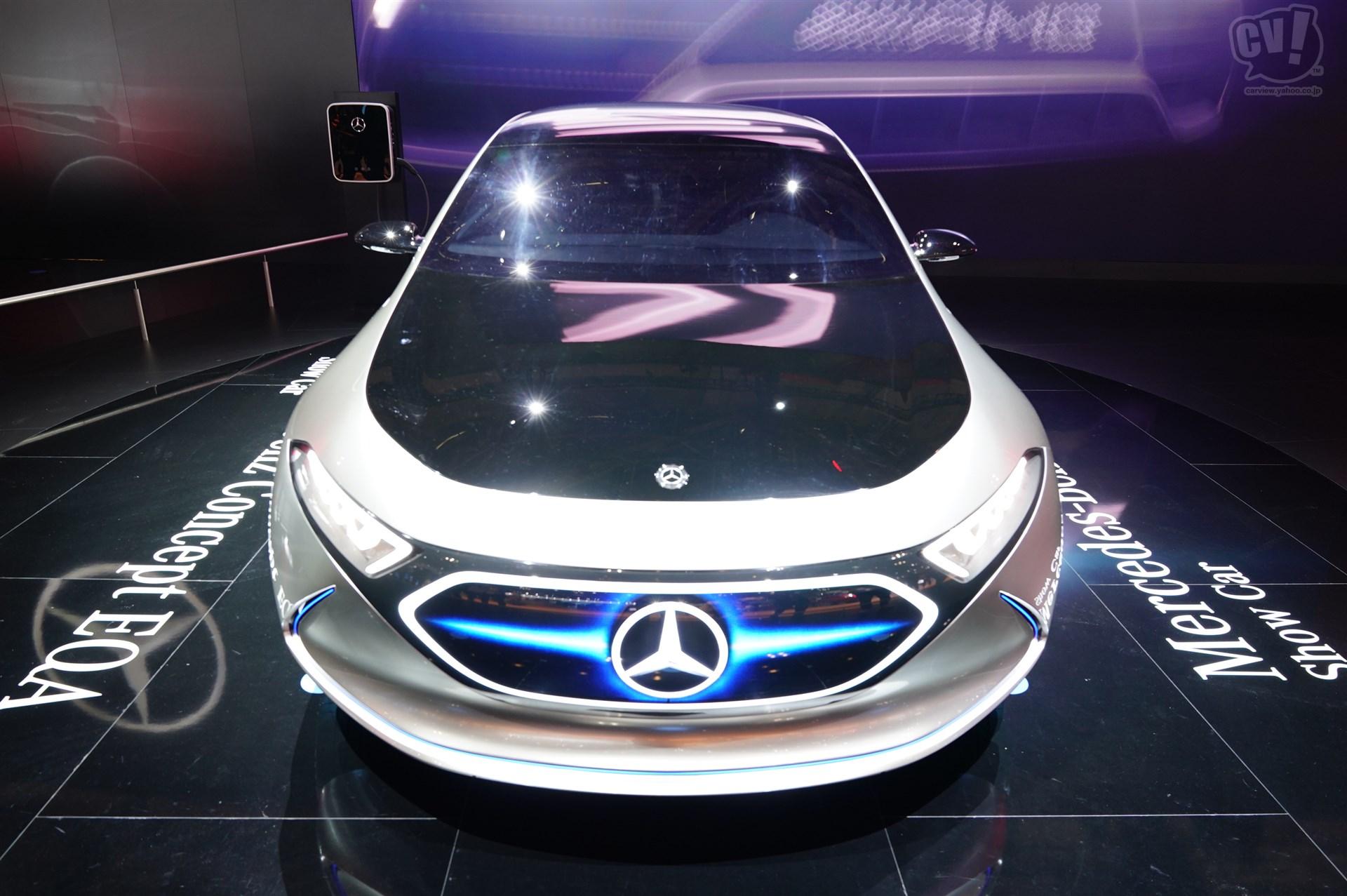 メルセデス・ベンツ Concept EQ A