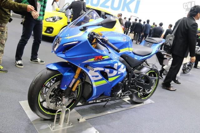 スズキ GSX-R1000R ABS