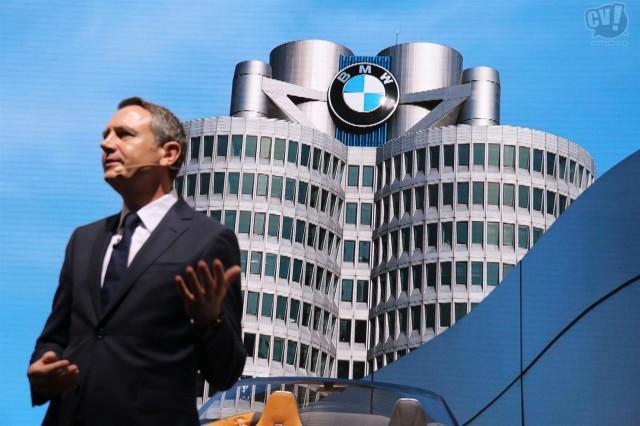 BMW プレスカンファレンス