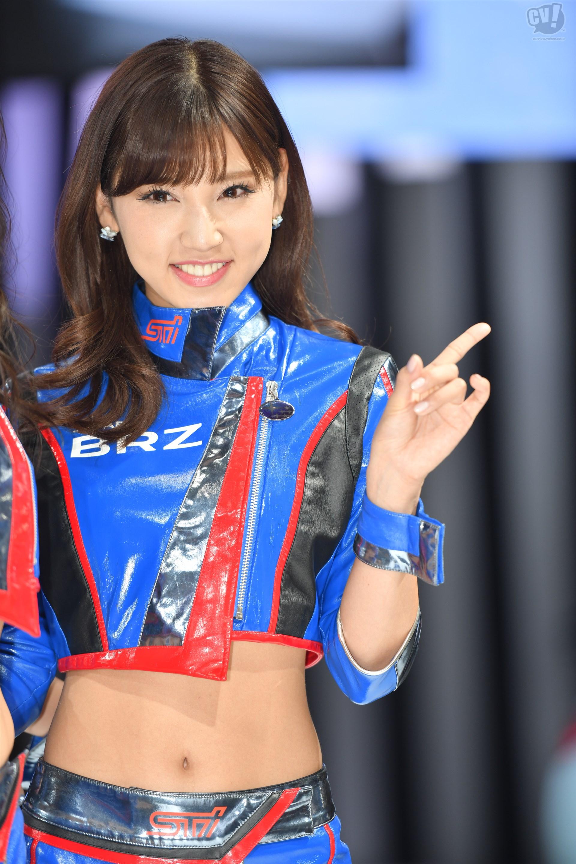 SUBARU vol.2(森脇亜紗紀さん)
