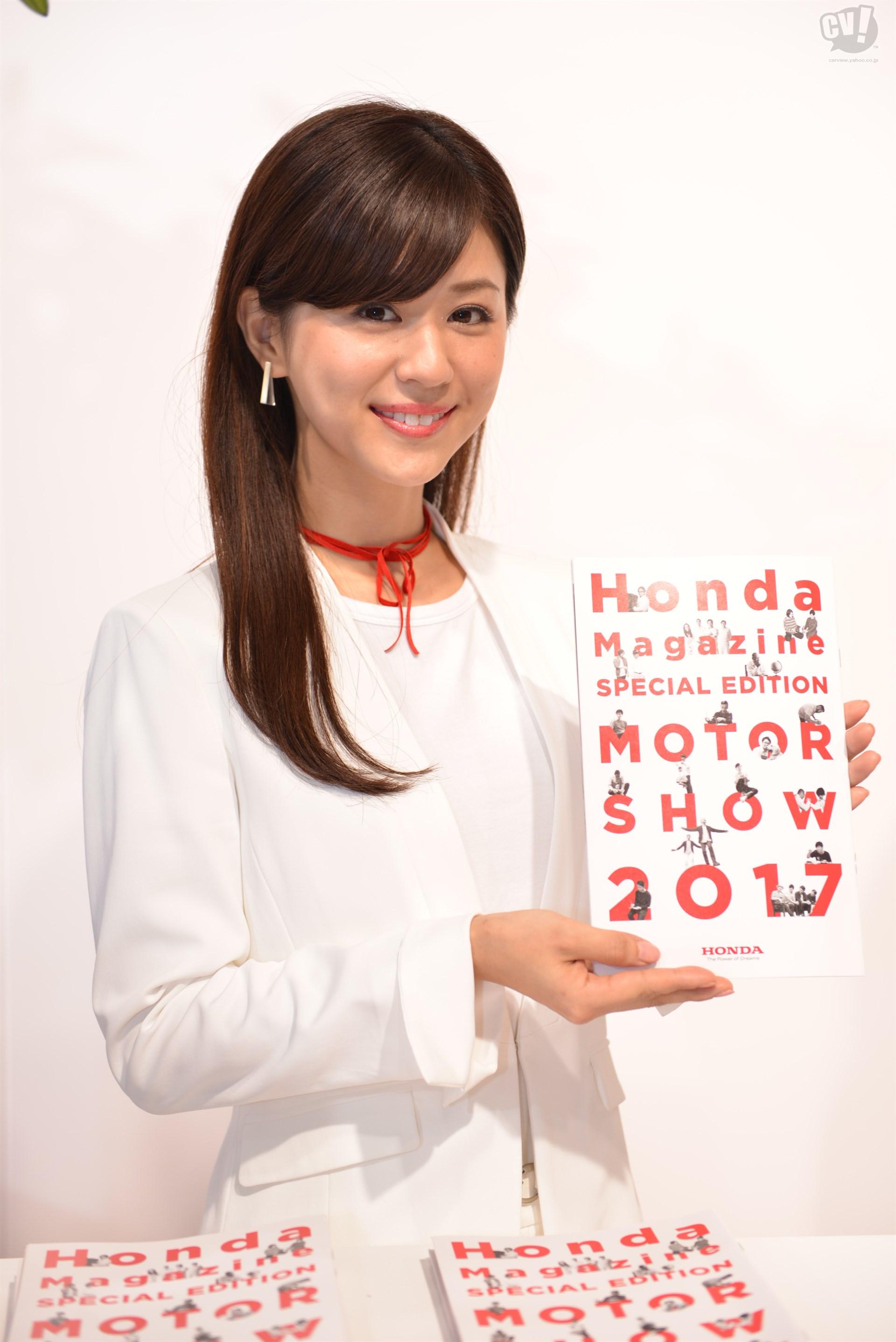 ホンダ vol.4(久野絵里子さん)