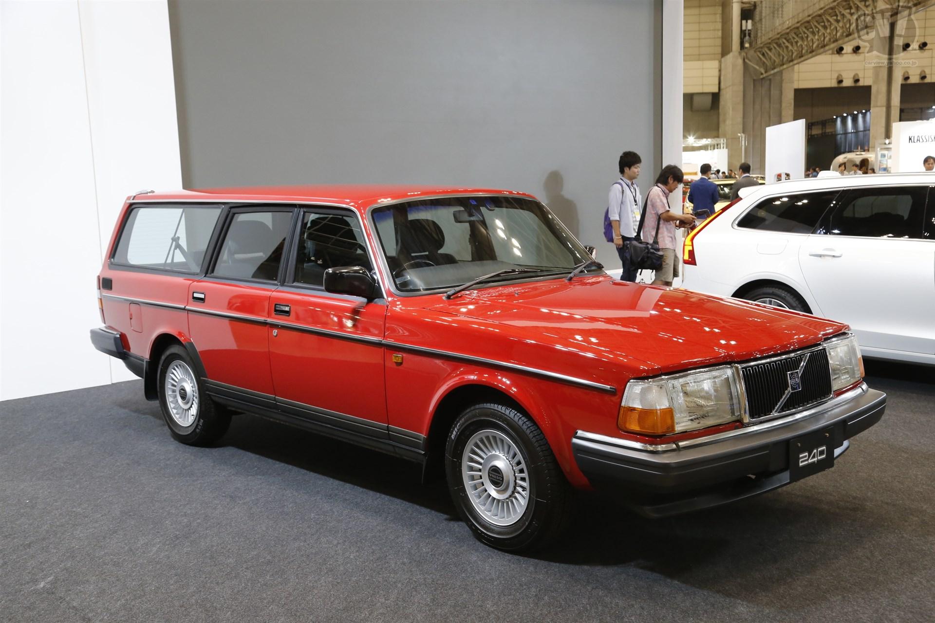 ボルボ 240GL ワゴン