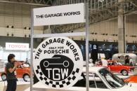 THE GARAGE WORKS ブース