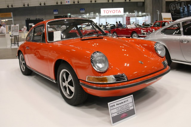 THE GARAGE WORKS ポルシェ 911 T(2)