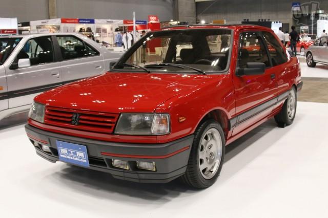 原工房 プジョー 309 GTI