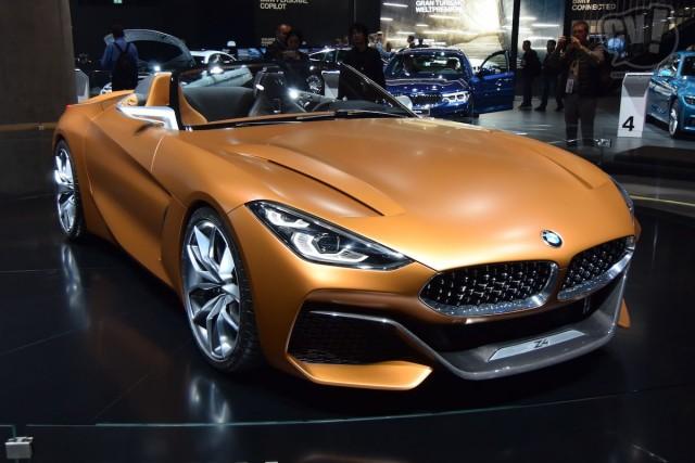 BMW Z4 コンセプト