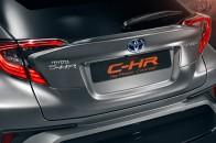 トヨタ C-HR Hy-パワー コンセプト