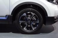 ホンダ CR-V ハイブリッド(欧州仕様)