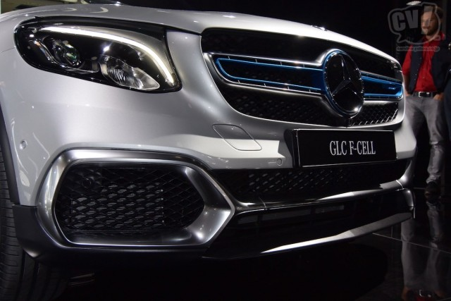 メルセデス・ベンツ GLC F-セル
