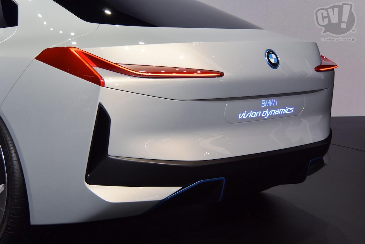 BMW i ヴィジョン ダイナミクス