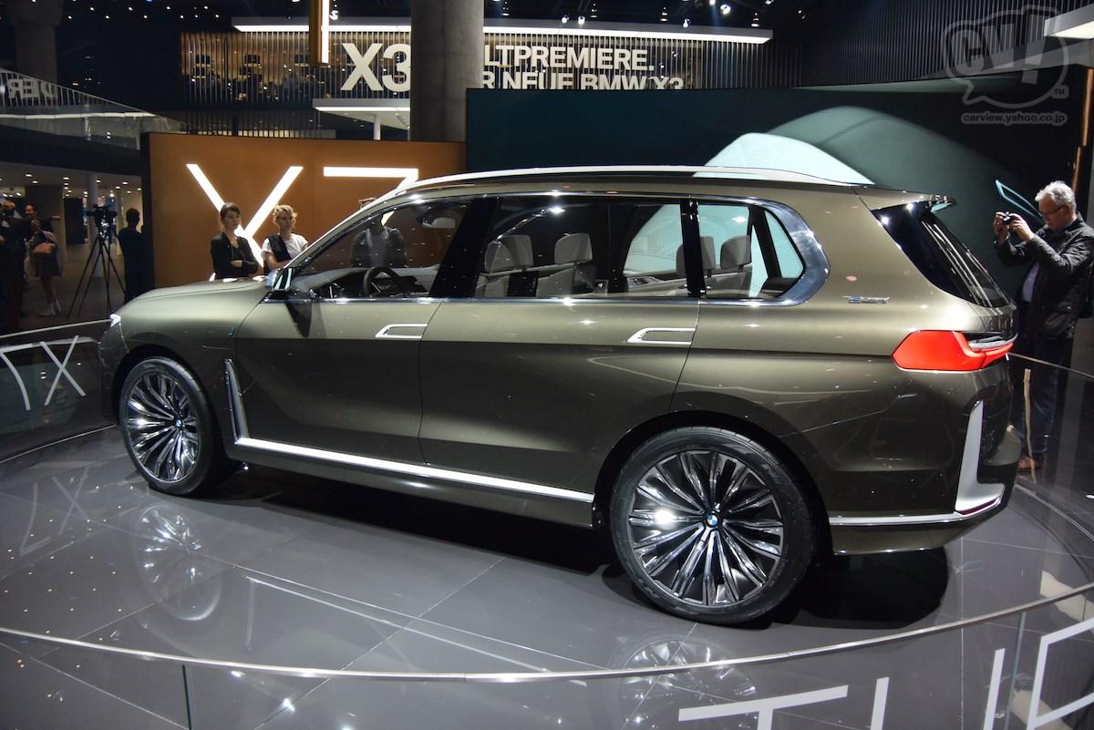 BMW コンセプト X7 iパフォーマンス