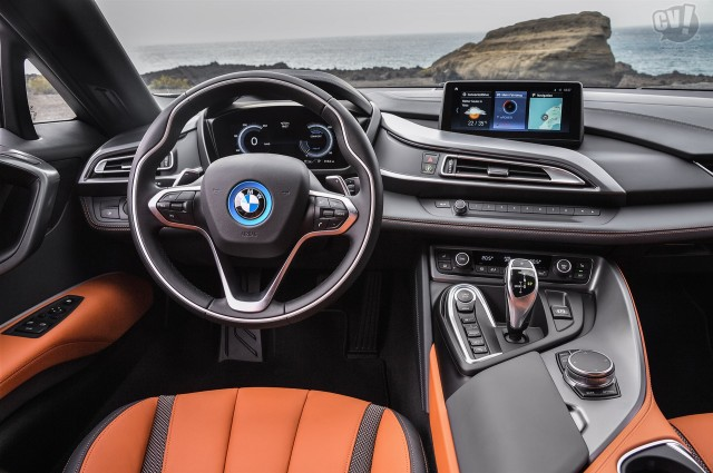 BMW i8 ロードスター