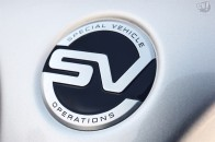 ランドローバー レンジローバー SV オートバイオグラフィー LWD