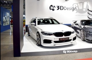3DDesign BMW  530i ツーリング 擬似3D