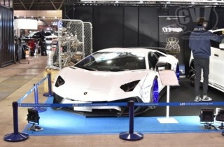 AZZURRE MOTORING LAMBORGHINI AVENTADOR SV 擬似3D