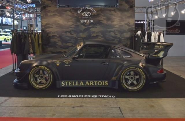 Deep RWB Stella 2 擬似3D