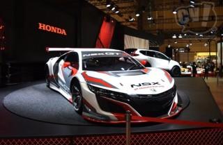 ホンダ NSX GT3 擬似3D