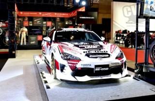 ブリヂストン ジムカーナPN3クラス チャンピオン車両(装着タイヤ POTENZA RE-05D) 擬似3D