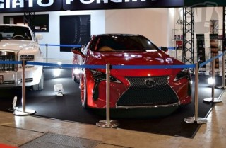 FORGIATO JAPAN LEXUS LC 擬似3D