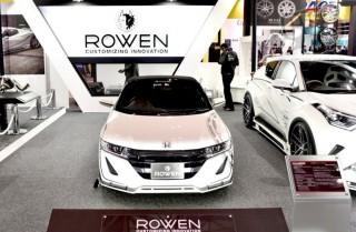 ROWEN Japan ホンダ S660 擬似3D