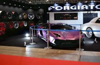 FORGIATO JAPAN Lamborghini Aventador SV 擬似3D