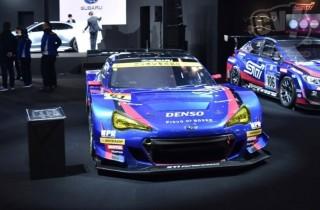 スバル/STI スバル BRZ GT300 2017 擬似3D
