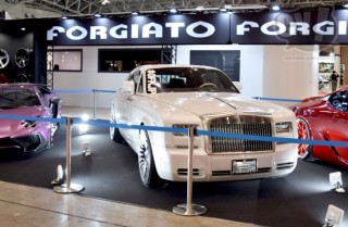 FORGIATO JAPAN Rolls Royce PHANTOM COUPE 擬似3D