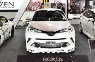 ROWEN Japan トヨタ C-HR 擬似3D