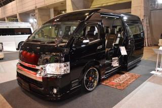 LEGANCE HIACE トヨタ車体特別架装車