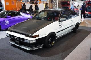 RK Factory トヨタ AE86 スプリンタートレノ