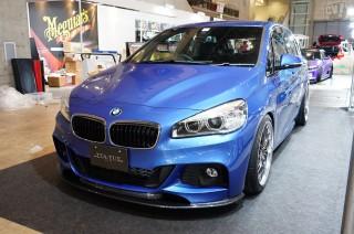 ケーエルシー BMW 2シリーズ アクティブツアラー