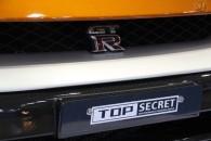 TOP SECRET 日産R35GTR